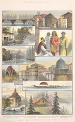 Sketches of Cashmere: Places recently visited by the viceroy of india