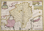 A New Map of Great Tartary, and China, with the adjoyning Parts of Asia, taken from Mr. De Fers Map of Asia.