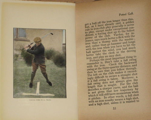 Potted Golf by Harry Fulford