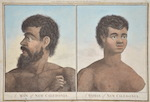 Man of New Caledonia/ Woman of New Caledonia