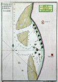 Plan of Portendic called also Portu d´Addi or Penia taken from Labat