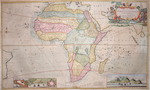 To the Right Honorable Charles Earl of Perterborow, and Monmouth & this map of Africa