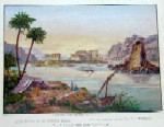 Insel Phailae mit dem Isis Tempel/ Isle of Philae with the Isis- Temple