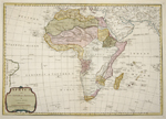Africa and it's Several Regions, By Samuel Dunn, Mathematician.