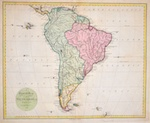 A General Map of South America From the Best Surveys.