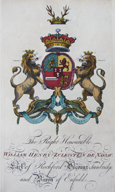 The Right Honourable William Henry Zuleistein de Nassau Karl of Rochford Viscount Tunbridge and Baron of Enfield