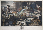 A Fish Market. In the Gallery at Houghton. Published Junw 1. st 1782 by John Boydell