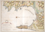 Plan of the Bay, Rock and Town of Gibraltar, from an Actual Survey by an Officer who was at Gibraltar from 1769 to 1775.