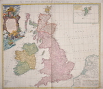 A general map of Great Britain and Ireland with part of Holland Flandres, France……