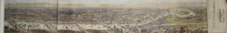 Panorama of London and the River Thames.