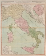 Tabula Italiae Antique Geographica